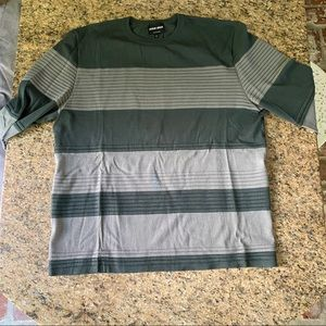 Giorgio Armani Lightweight fitted sweater ribbed